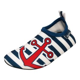 Playshoes waterschoenen Marine