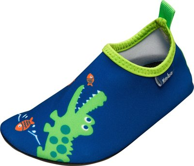 Playshoes waterschoenen Krokodil