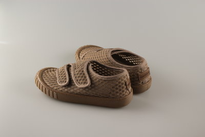 Grech & Co Playshoes - stone bruin